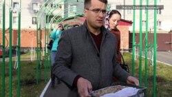 Татар җырчылары Казандагы балалар һосписында булды
