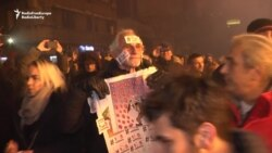 Serbian Opposition's Weekly Antigovernment Marches Continue