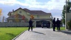 Police Raid Home Of Former Kosovar President Hashim Thaci