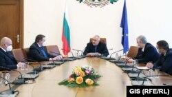 Оперативно заседание на НОЩ и щаба за ваксинация при премиера Бойко Борисов