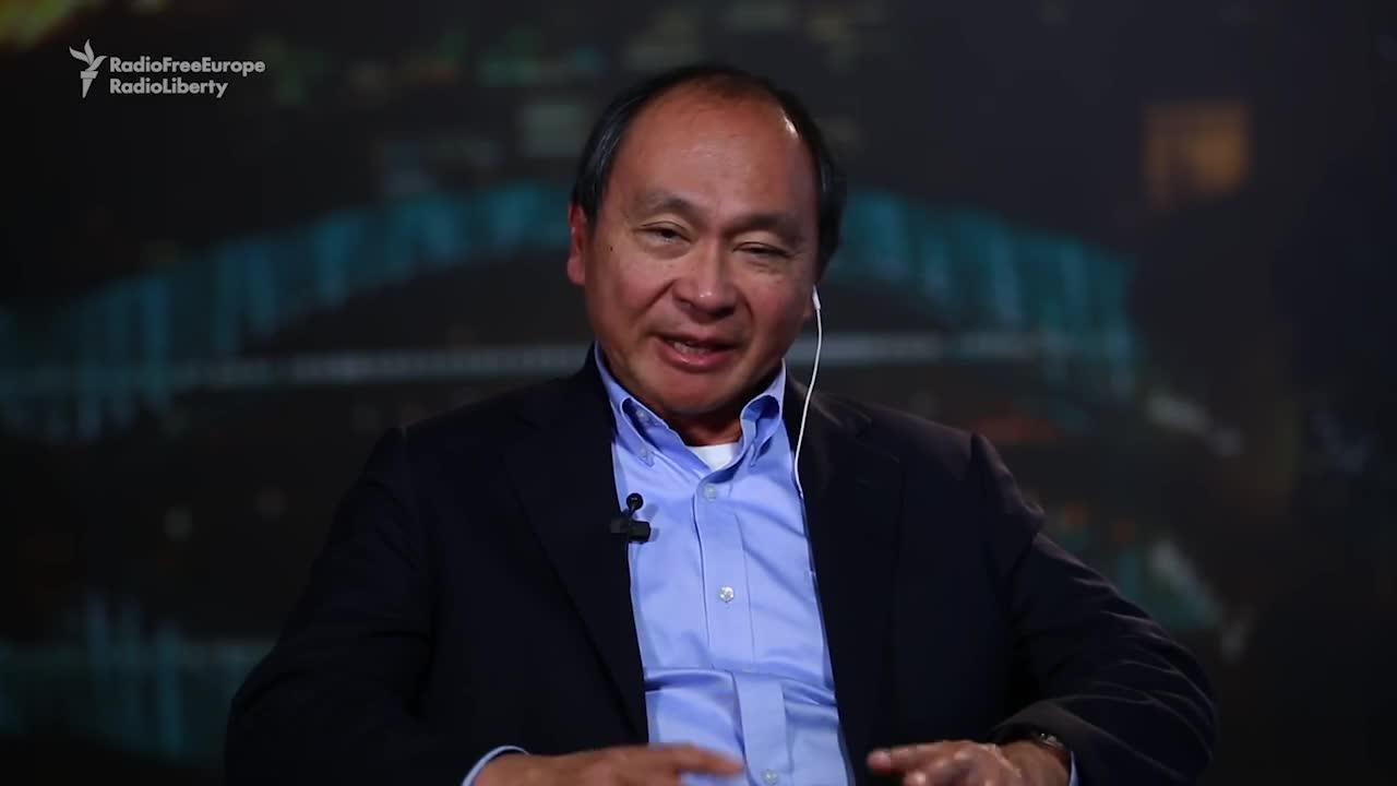 Fukuyama Says Putin's Economic Model Is 'Falling Apart'