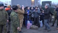 Ғарб мамлакатлари Украина шарқидаги асирлар алмашувини олқишлади