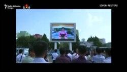 Stanovnici Pjongjanga o nuklearnoj probi