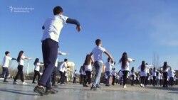Kyrgyz Activists Mark World AIDS Day