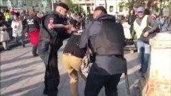 Первые задержания после митинга 10 августа