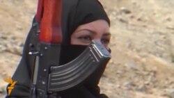 12.02.2015 Протест во Киев, обука на жени командоси во Пакистан