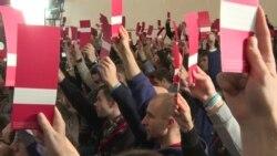 Навальный выдвинут кандидатом в президенты