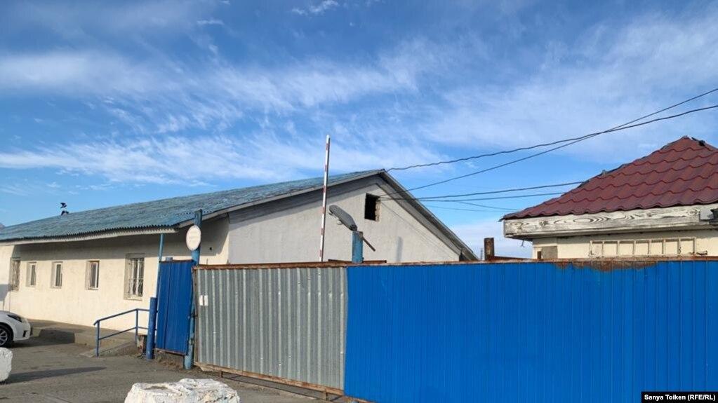 Колония, где содержится Макс Бокаев. Атырауская область, 7 декабря 2020 года.
