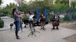 Концерти у дворах: оригінальний проект у Сєвєродонецьку