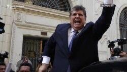 Екс претседателот на Перу Гарсија побара азил во Уругвај
