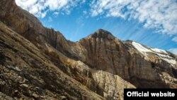 Горы Сайрам-Угамского национального парка Туркестанской области.Иллюстративное фото.