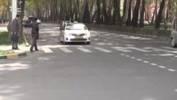 Таксиҳои сиёҳшишаи Душанберо куҷо бурданд?