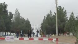 В Ашхабаде сносят жилые дома