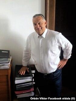 Orbán Viktor döntések előtt