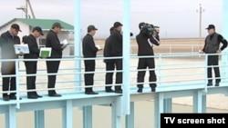 Türkmen TW-si suwuň tygşytlanmagyna peýdasy degmejek täze ýaplary görkezdi.