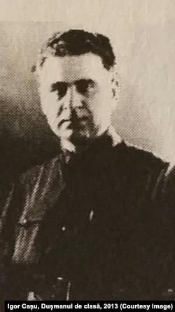 Sergo Goglidze (Sursă: Igor Cașu, Dușmanul de clasă, 2013)