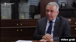Исполняющий обязанности министра обороны Армении Вагаршак Арутюнян