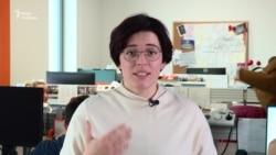 Ліза Кузьменко, засновниця ГО «Жінки в медіа»