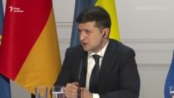 У нас з російським президентом різні погляди про контроль кордону – Зеленський (відео)