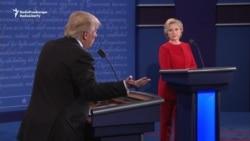 Russian Hacking Claims Resurface In Trump/Clinton Debate