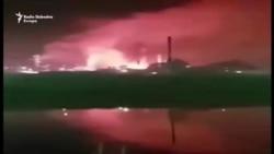 Šta je uzrok eksplozije u Rafineriji nafte Brod?
