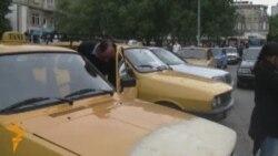 Taksi sürücüləri narazıdırlar