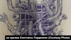 Работа Максима Смольникова aka Хадад из СИЗО Хабаровска