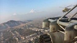 Վերջին մեկ օրում Երևանում վայրէջք է կատարել ռուս խաղաղապահներին տեղափոխող ևս 22 օդանավ