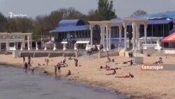 В Крыму ждут украинских туристов и уничтожают парки | Крым.Реалии ТВ (видео)