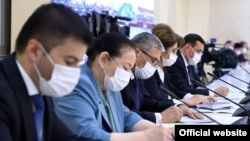 Президент Мирзиёев ўтказган видеоселектор- Тошкент, 18 май, 2021