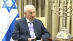 Шимон Перес-собиқ Президенти Исроил даргузашт