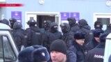 Томск: ОМОН мигранттарды кууп таратты