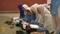 Pakistani Girls Return To School After Taliban Bombing
