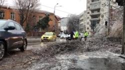 Bucureștiul după ravagiile iernii