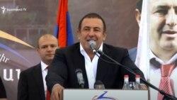 Ծառուկյանը հայտարարում է` հայ և ռուս զինվորը միասին պետք է սահմանը պահեն, որ «ոչ մի ճանճ չշարժվի»
