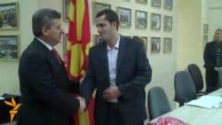 Ѓорге Иванов - средба со граѓани