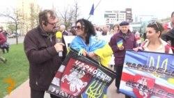 Украінка на Чарнобыльскім шляху: Беларусы яшчэ сьпяць