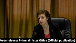 косовската министерка за надворешни работи Доника Гервала-Шварц