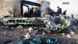 Украински авион се урна кај Техеран – над 170 загинати