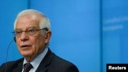 Шефот на дипломатијата на ЕУ, Жозеп Борел