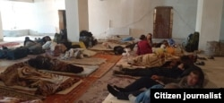 Masjidga joylashtirilgan 200 kishidan 40 tasi - ayollardir.