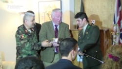 British Minister Pledges Ongoing Support For Afghan Military