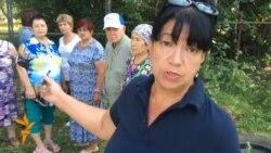 Казанның Залесный бистәсендә яшәүчеләр якындагы табигатьтә йорт салуга каршы