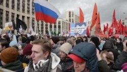 Репортаж с митинга за свободный интернет 10 марта