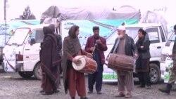 کابل ښاریانو د نوي کال د پیل ورځ په جشنونو او اتڼونو ولمانځله