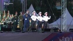 Koncert hora 'Aleksandrov' u Beogradu