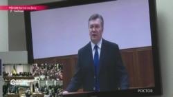 """Янукович """"изменник"""" и Дадин """"имитатор"""". Настоящее Время 28 ноября"""