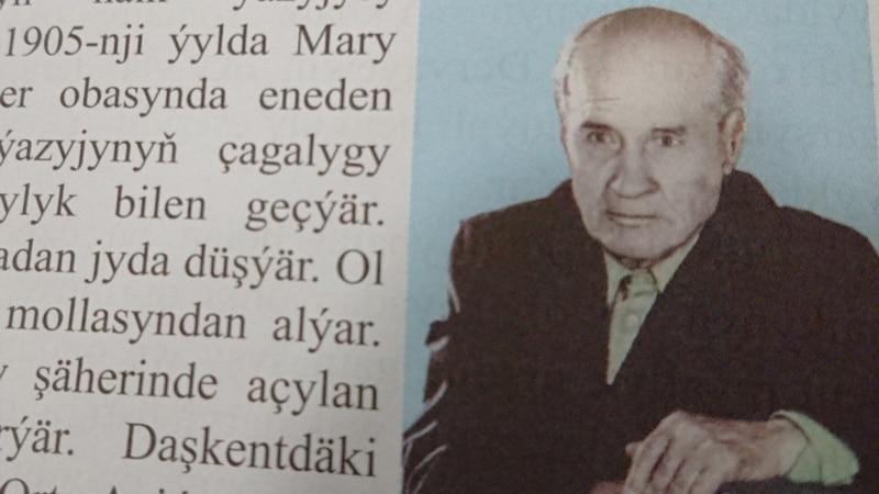 Hydyr Derýaýewiň açmadyk 'syry' ýa-da Türkmenistanda sowet tutda-baslygy näme üçin ýaşyrylýar?