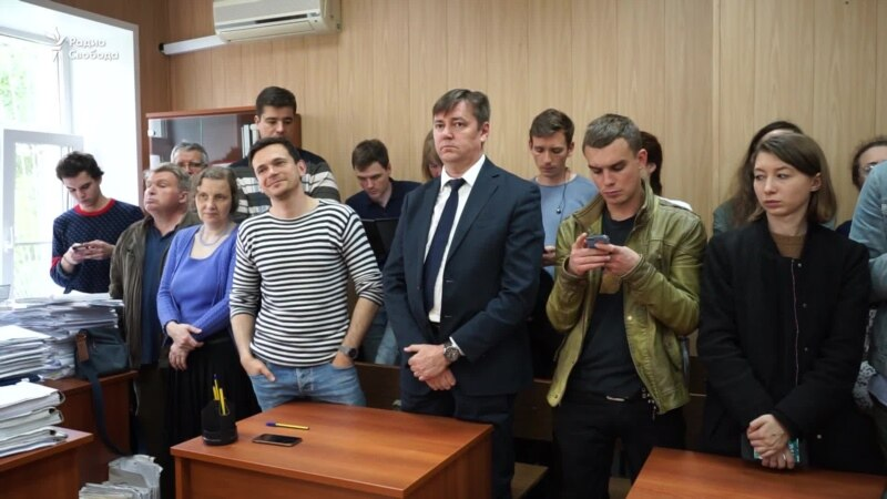 илья яшин арестован суток