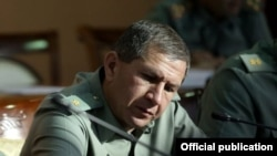 Armenia - General Onik Gasparian.